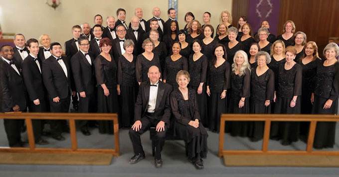 Carnegie Choir 2015